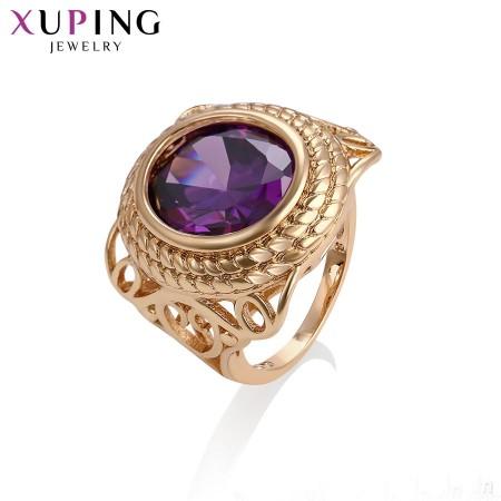 Позолоченное кольцо XP 12487 фото | Brulik