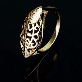 Позолоченное кольцо XP1592