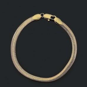 Позолоченный браслет  Fallon 84120058-17 фото | Brulik
