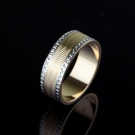 Позолоченное кольцо XP 1787