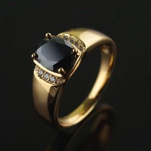 Позолоченное кольцо XP 1613 фото | Brulik