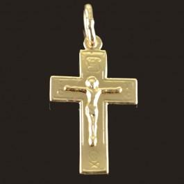 Позолоченный крестик Fallon 8613535