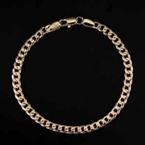 Позолоченный браслет Fallon 84110127-17 фото | Brulik