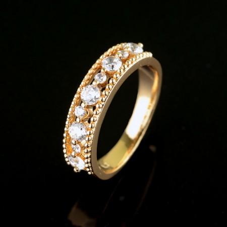 Позолоченное кольцо XP 1005 фото   Brulik