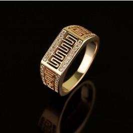 Позолоченное кольцо Fallon 83201024