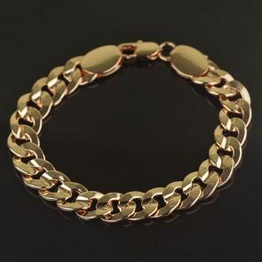 Позолоченный браслет  Fallon 84120028-21 фото | Brulik