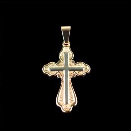 Позолоченный крестик  Fallon 96100026
