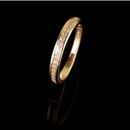 Позолоченное кольцо Fallon 83201509