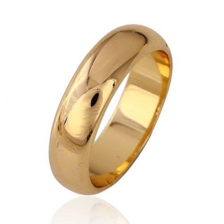 Классическое обручальное кольцо Xuping 11204 фото | Brulik