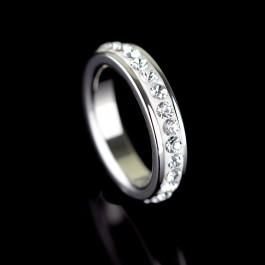 Позолоченное кольцо Xuping 11341