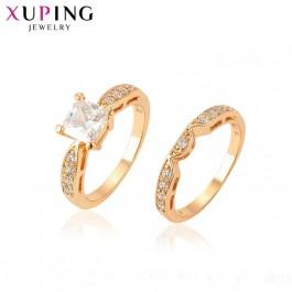 Позолоченное кольцо Xuping 15441