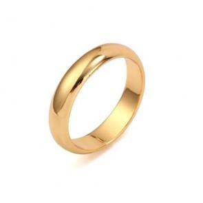 Прекрасное кольцо в позолоте 10236 фото | Brulik