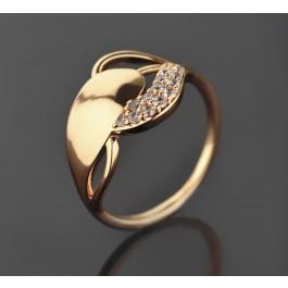 Позолоченное кольцо XP 1874