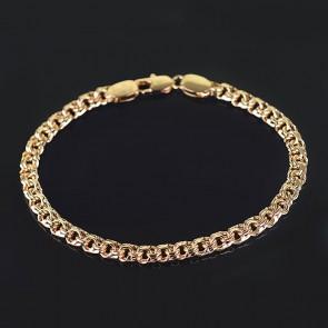 Позолоченный браслет  Fallon 84190084-18 фото | Brulik