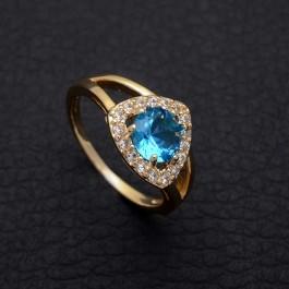 Стильное кольцо с фианитами Fallon 83200347