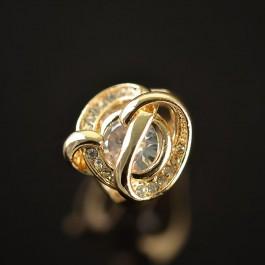Позолоченное кольцо Fallon 8320770