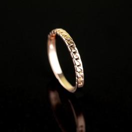 Позолоченное кольцо Fallon 83100066